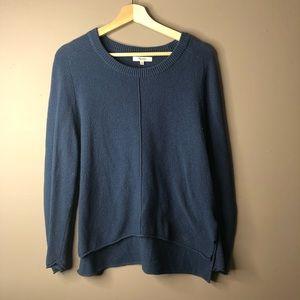 Madewell Blue Medium Sweater Pull over